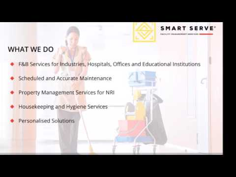 Smarserve Facilty Management - Professional Cleaning Services Cochin