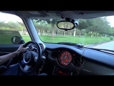 250 HP MINI Cooper S FULL THROTTLE!