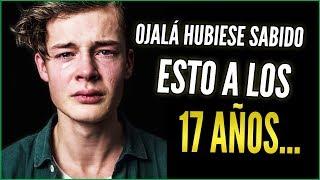 6 CONSEJOS A MI YO DE 17 AÑOS...