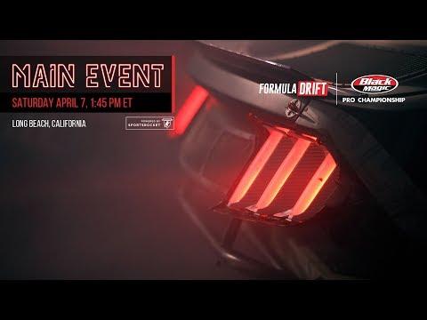 Formula Drift Long Beach - Main Event - Part 3