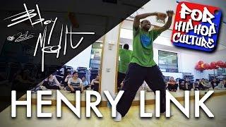 Henry Link Efc • Elite Force Crew • Hip Hop Speech • Workshop • Milan, Italy
