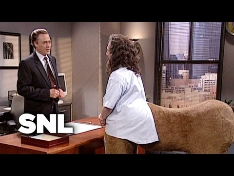 Centaur Job Interview - Saturday Night Live