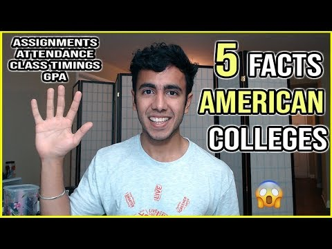 5 Things You Must Know About American Education System   Assignments Grades Attendance GPA