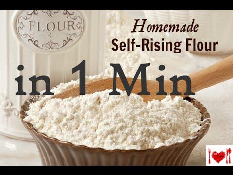 How to Make Self Raising Flour