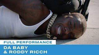 "DaBaby & Roddy Ricch Make Powerful Statement In ""Rockstar"" Performance | BET Awards 20"