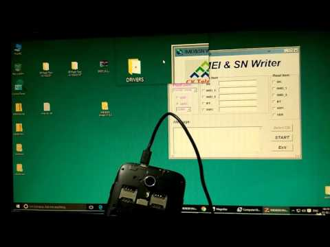How to write IMEI numbers in MTK (**IN HINDI**)