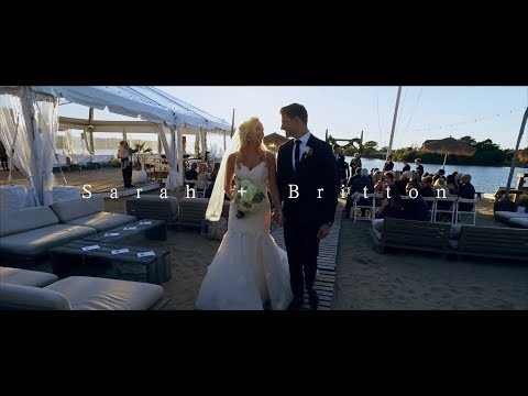 Sarah + Britton // The Surf Lodge // Montauk Wedding