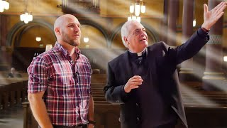 A Protestant Tours a Catholic Cathedral
