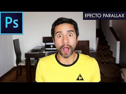 EFECTO PARALLAX | Photoshop CC | Tutorial #29 | Español