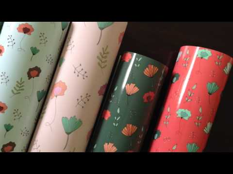 How to Design & Print Your Own Wrapping Paper