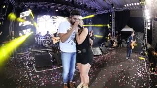Henrique e Juliano - Cuida bem dela (Homenagem Naienne Dias) - Campo Grande - MS