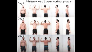 ryan s athleanx xero final program results day 41 weigh in music jinni