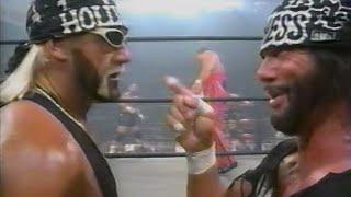 Hollywood Hogan vs. Macho Man Randy Savage - nWo Mega Powers EXPLODE!