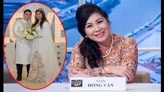 NSND Hồng Vân hé lộ lý do cho con gái lấy chồng sớm