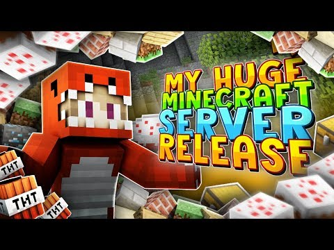 MY HUGE SERVER RELEASE THIS SATURDAY!! *PLEASE WATCH*