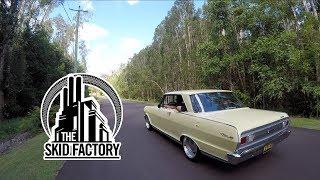 THE SKID FACTORY - Small Block Chevy NOVA [EP8]