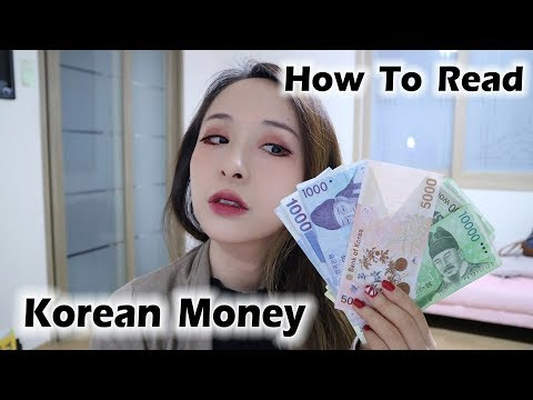 Korean Money Explained | Easiest Way To Convert Won Into Dollars