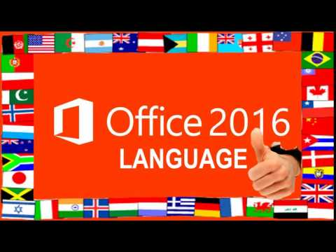 Microsoft Office 2016 Language Packs Download (All Languages)