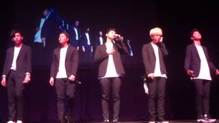 [Fancam] 150506 GOT7 Forever Young + Magnetic (너란 Girl) at SF Fanmeet