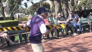 Santa Anita paddock captain John Shear turns 97