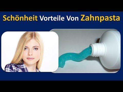 Schönheit Nutzen von Zahnpasta | Nacht Pimple Behandlung & Zahnpasta für Akne