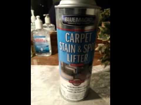 Blue magic stain remover review