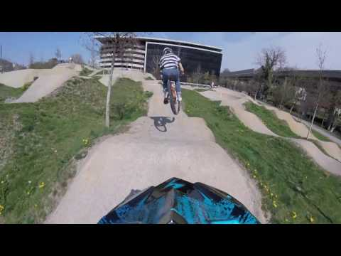 Switzerland Pumptrack Trip - Chaney Guennet - Road Ride Team