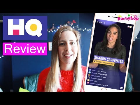 HQ Trivia App Review! Are you clever enough to win free cash?!