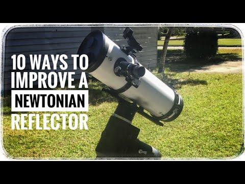 10 Ways to Improve a Newtonian Reflector