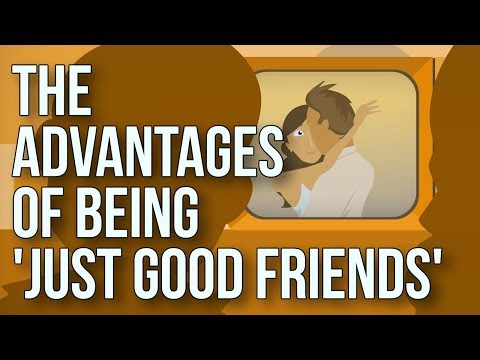The Advantages of Being 'just Good Friends'