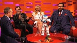 Robot Dances Gangnam Style - The Graham Norton Show on BBC AMERICA