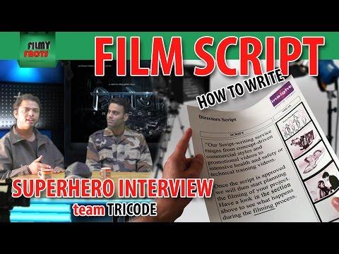 How to Write Film Script | Script Writing in HIndi | FilmyFactsNews
