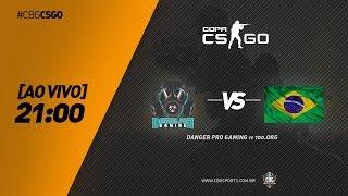 Copa CS:GO - Danger Pro Gaming VS 100.ORG - Oitavas