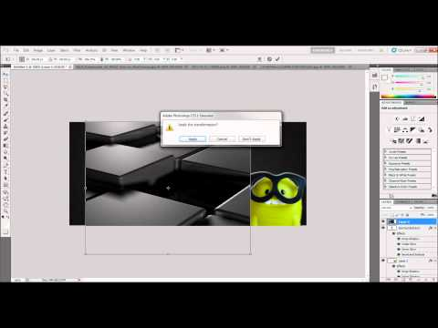 How to Create Facebook Timeline cover in Photoshop Cs5