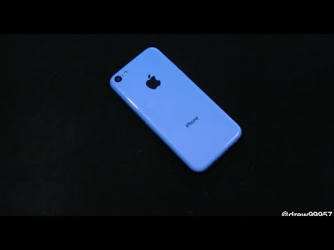 Fake Dummy iPhone 5c Firstlook/Unboxing