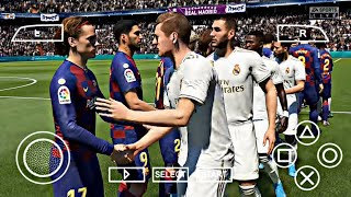 Download PES 2019 PPSSPP Offline Real Faces | PES 19 For Android