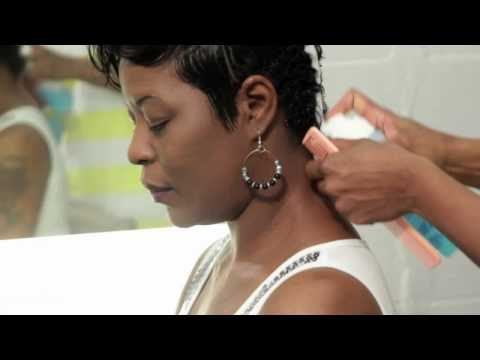 How to Style a Short Shag With Gel or Mousse
