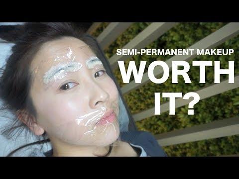 Semi Permanent Makeup | Is It Worth It?