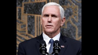 """BREAKING """"Vice President Pence Leaves NFL Game Because Players Disrespect Flag & Country"""""""