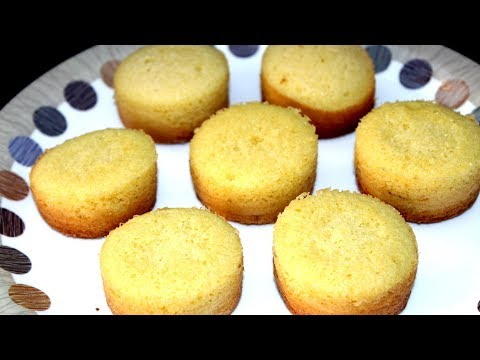 Cupcakes Without Oven || Christmas Special Cake (English Subtitles)