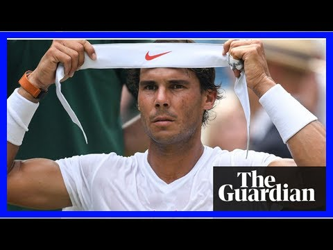 Tardy Rafael Nadal calls for clocks on court after he is timed out | k production channel