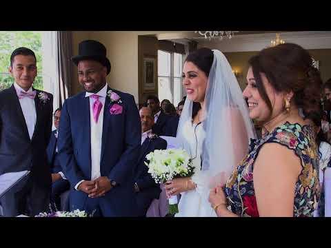 Deesha& Prashan wedding highlight