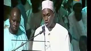 How African muslim brother recites Quran?