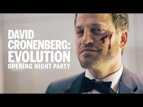 DAVID CRONENBERG: EVOLUTION | Opening Night Party | TIFF Bell Lightbox