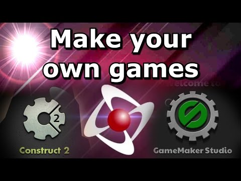 How to make your own game