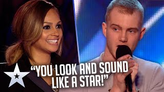 From songwriter to STAR! Ed Drewett steps into the spotlight!   Britain's Got Talent