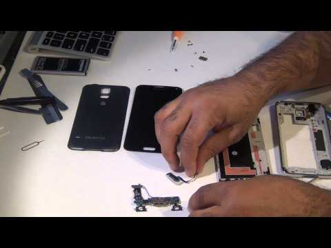 Samsung Galaxy S5 Take Apart. Screen, Charging Port, Camera, battery, Complete Teardown & Reassemble