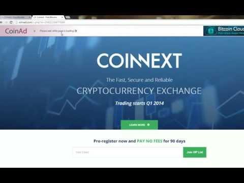 Kako zaraditi bitcoin sa CoinAd / How to earn free bitcoin with CoinAd