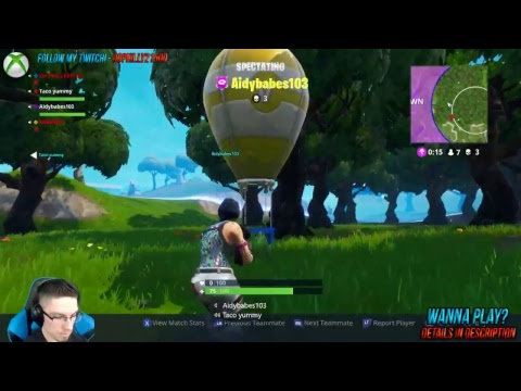 Playing With Viewers! (178+ Squad Wins) Fortnite Battle Royale Livestream!