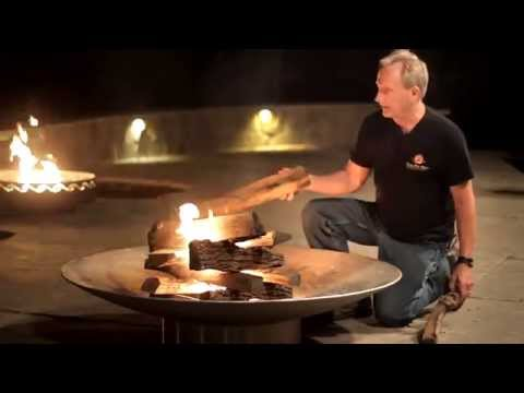 How To Start A Fire - The Easy Way